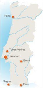 kaart-portugal