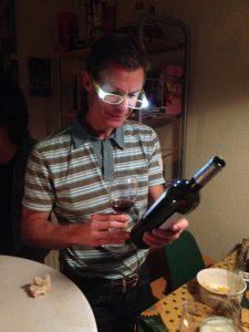 wijnproefbril