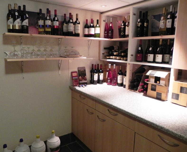 Winkel -Portugese wijnen-st annastraat